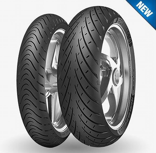 METZELER 160/60ZR17 69W Roadtec 01R DOT1716 č.2