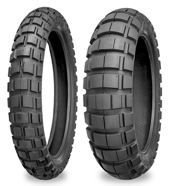 SHINKO 170/60R17 72H TL E805 Adveture Trail č.2