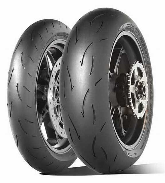DUNLOP 120/70ZR17 58W D212 GPR Medium DOT3916 č.2