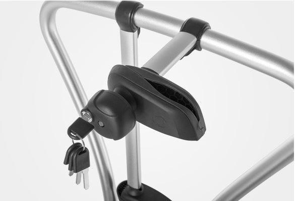 Nosič 3 kol na tažné zařízení - Whispbar T3