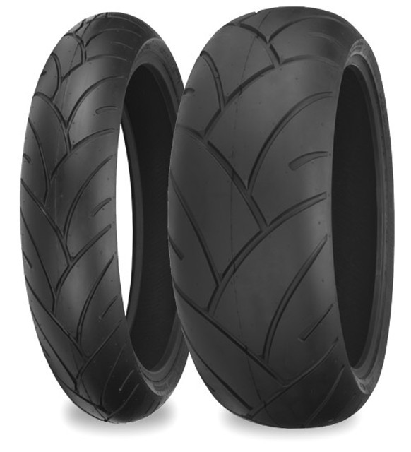 Scooter motopneu SHINKO 240/40R18 79V TL R005 Advance č.2