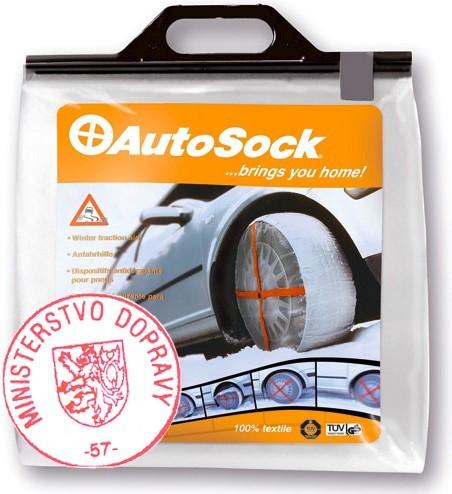 AutoSock 600 - textilní sněhové řetězy