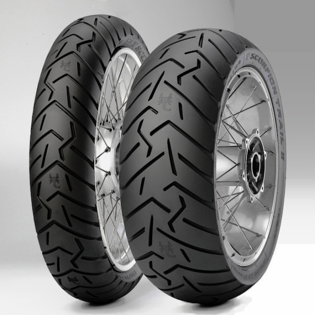 PIRELLI 160/60ZR17 69W Scorpion Trail II DOT3815 č.1