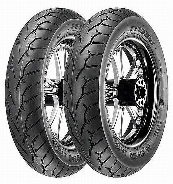 PIRELLI 150/80B16 77H  TL Night Dragon GT DOT5015 č.1