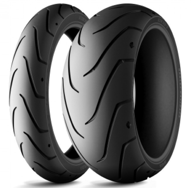MICHELIN 140/75R15 65H Scorcher 11R TL DOT0415 č.1