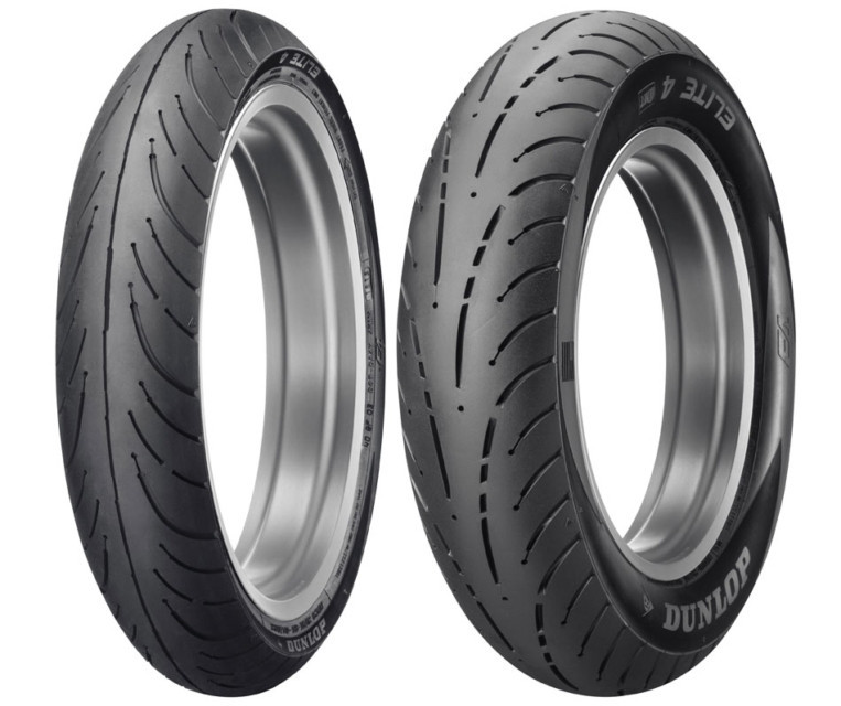 DUNLOP 100/90-19 57H TL Elite 4 DOT4215 č.1