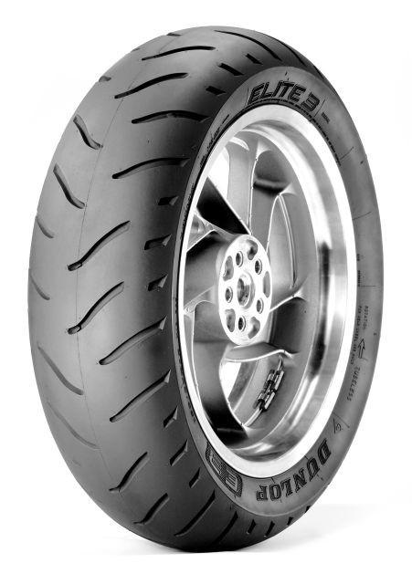 DUNLOP 180/60R16 80H TL Elite 3 Touring Radial GW1800 č.2