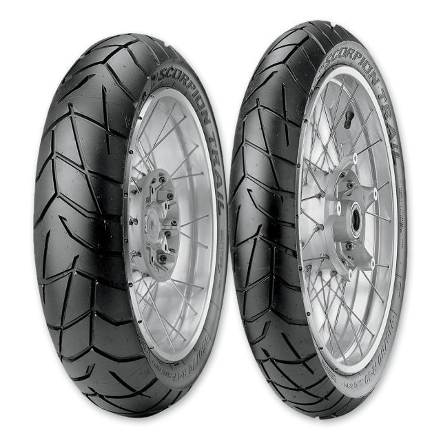 PIRELLI 190/55ZR17 75W Scorpion Trail DOT4715 č.2