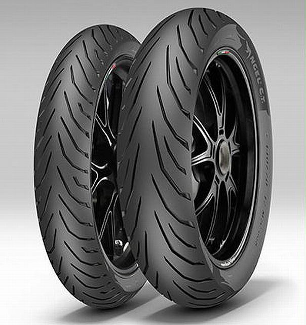 PIRELLI 110/70-17 54S TL  Angel City F/R č.1