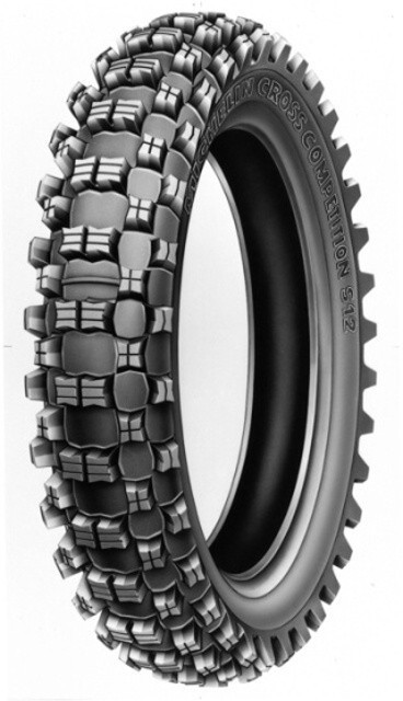 MICHELIN 120/80-19 Cross Comp  S12  XC R