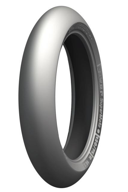 Enduro motopneu MICHELIN 120/80R16 Power Supermoto B  F TL č.2