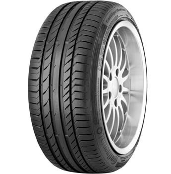 CONTINENTAL 235/45R17 94W ContiSportContact 5 ContiSeal (DOT 15) FR  č.1