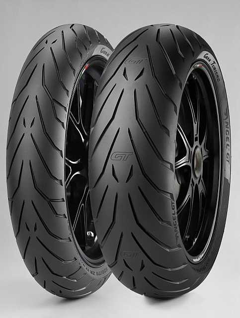 PIRELLI 190/55ZR17 75W Angel GT   D DOT1616 č.1