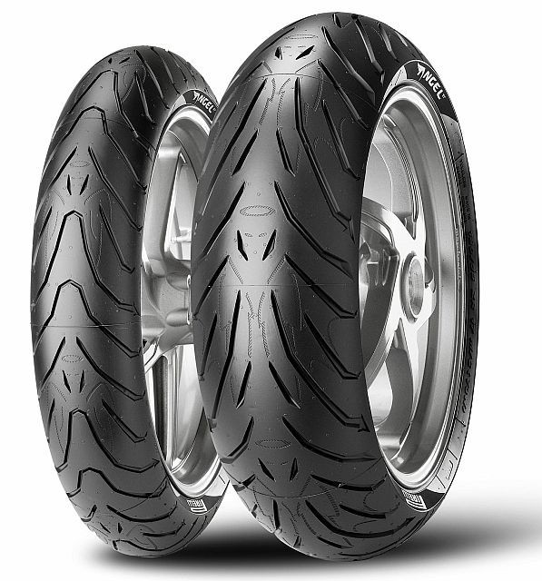 PIRELLI 120/70ZR17 58W Angel ST F A DOT1017 č.2