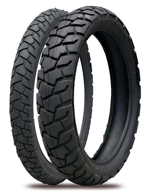 PIRELLI 90/90-18 57P TT Duratraction DOT3215 č.2