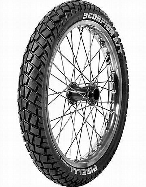 PIRELLI 90/90-19 52P Scorpion MT 90 A/T F DOT5015 č.2