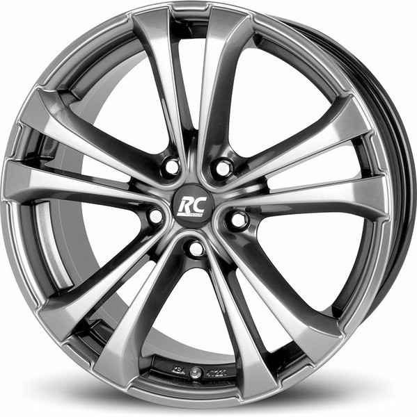 BROCK RC17 CS 8.5x20 5x114 ET45 72.6