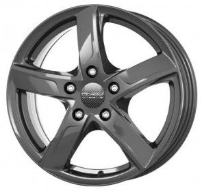 Anzio Sprint 6,5 x 16 / 5x 112 / ET  - 41 57,1 Dark Grey