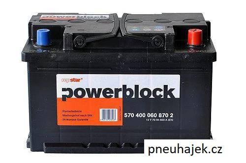 Akumulátor Repstar PowerBlock 44 Ah 440 A
