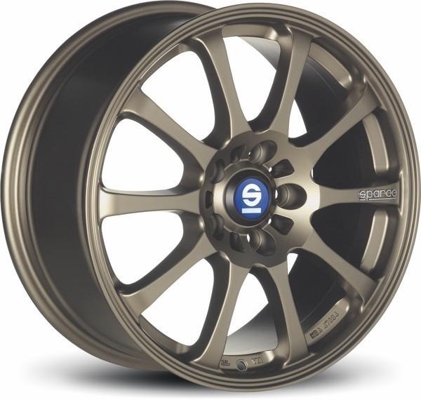 sparco Drift Bronze 7x17 4x100 ET37 63.4