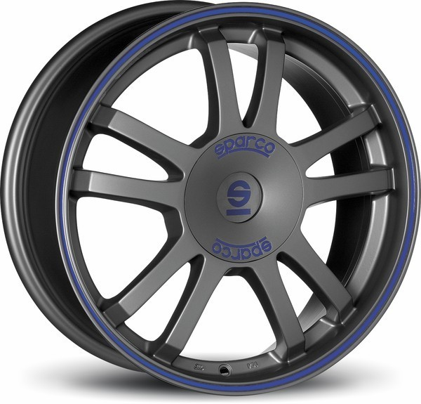 sparco Rally MS 7x16 5x112 ET48 73.1