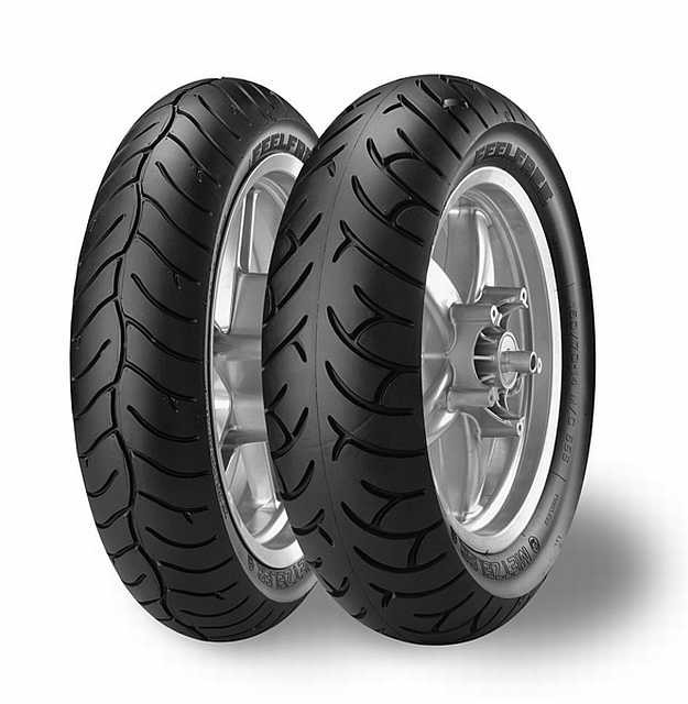 METZELER 120/70R14 55H TL Feelfree F DOT0216 č.1