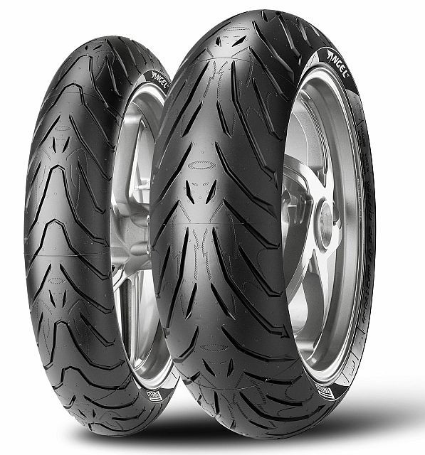 PIRELLI 120/70ZR17 58W Angel ST F A DOT1017 č.1