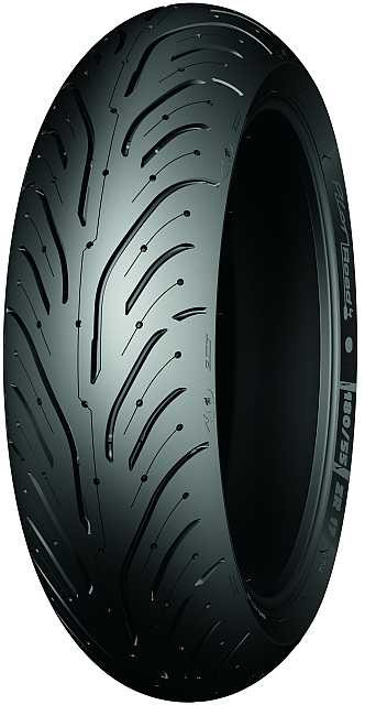 MICHELIN 160/60R15 67H Pilot Road 4 Scooter R TL DOT5116 č.1