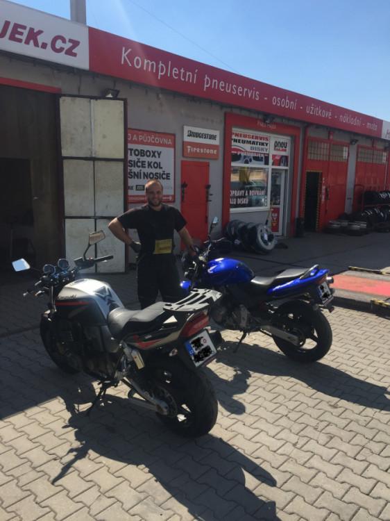 Moto pneu servis   Pneu Hájek Plzeň