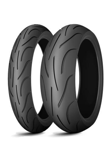 Michelin Pilot Power 2 CT 120/70 ZR 17 + 190/50 ZR 17