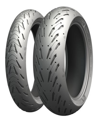 Michelin Pilot Road 5 120/70 ZR 17 + 180/55 ZR 17
