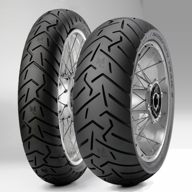 PIRELLI 160/60ZR17 69W Scorpion Trail II DOT3815 č.2
