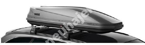 Thule Touring 600 Aeroskin černý